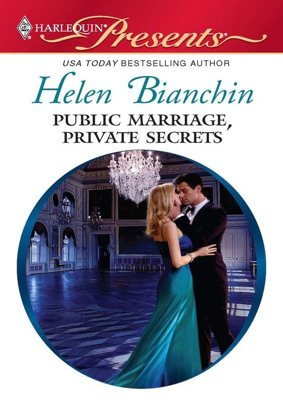 Public Marriage, Private Secrets - Kindle edition by Helen Bianchin. Romance Kindle eBooks @ Amazon.com.