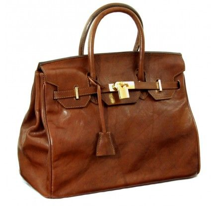 hermes paris purse - Tan Birkin style leather handbags for ladies of luxury handmade ...