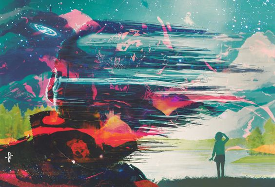 Digital art selected for the Daily Inspiration #2091