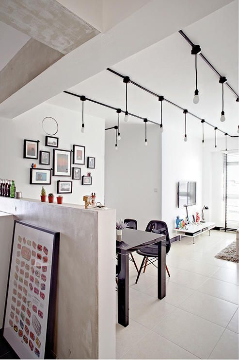 10 inspired ways to display exposed light bulbs home decor singapore basement track lighting