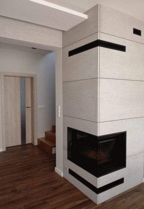 Beton Architektoniczny Płyty Betonowe Na ścianę Ozdobne Luxum Fireplace Remodel Remodel Fireplace