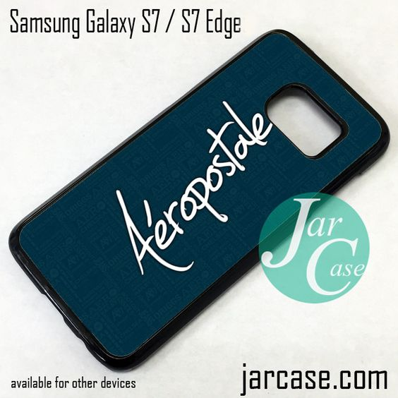Aeropostale Phone Case for Samsung Galaxy S7 & S7 Edge