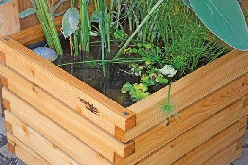 Gardenplaza - Hochwertige Pflanzkästen machen Balkon und Terrasse zum Naturparadies - Stadtpflanzen aufgepasst!