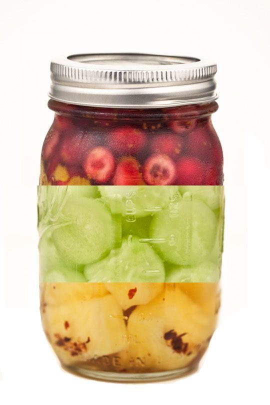 ... diy and crafts fruit homemade liquor cranberries orange honeydew melon