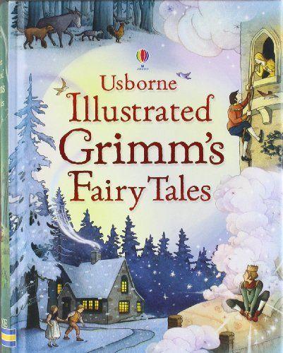 Illustrated Grimm's Fairy Tales (Clothbound Story Collections) von Jacob Grimm http://www.amazon.de/dp/0746098545/ref=cm_sw_r_pi_dp_EBu4ub080B426