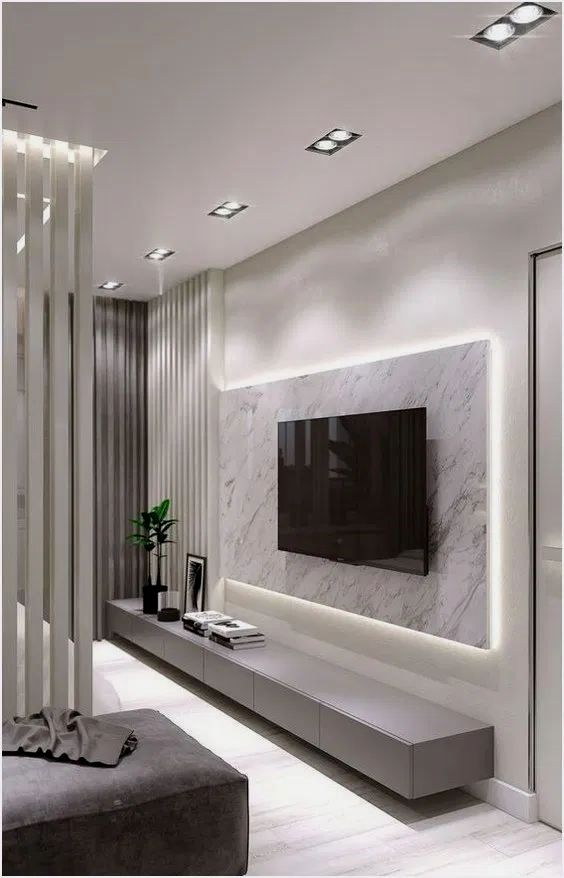 59 Best Tv Wall Living Room Ideas Decor On A Budget Living Room Design Modern Tv Room Design Living Room Wall Designs