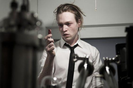 Caleb Landry Jones em Antiviral, um dos filmes homenageados por GREY GOOSE durante o Festival Internacional de Cinema de Toronto, de 6 a 10 de setembro de 2012. #cinema #tiff2012