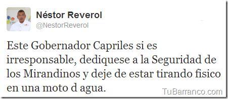 En fotos: Capriles derrochando físico en la moto de agua - http://www.leanoticias.com/2013/02/11/en-fotos-capriles-derrochando-fisico-en-la-moto-de-agua/