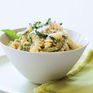 Zucchini Fusilli | Recipe | Zucchini, Pasta and Zucchini Pasta