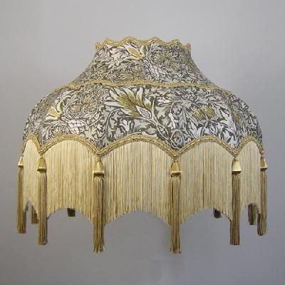 Elegant Lampshades From Lampshades Uk Manufacturers Of Period Traditional Modern And Designer B In 2020 Victorian Lampshades Antique Lamp Shades Vintage Lampshades
