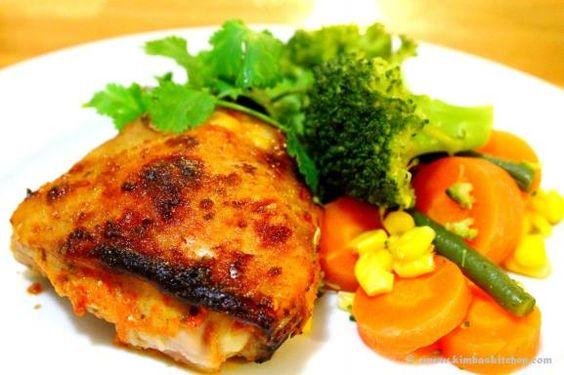 Nando's Peri-Peri Chicken. Yum!!!! :-)