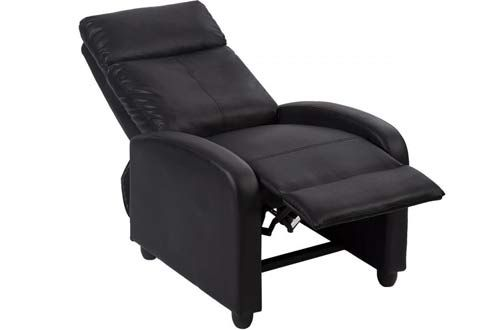 Top 10 Best Modern Leather Recliner Chairs For Home Office In 2020