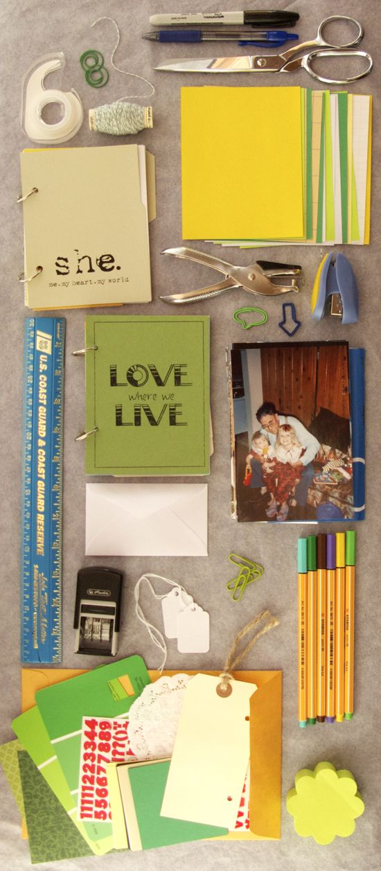 Stuff of Life for Journaling