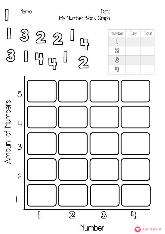 Number Names Worksheets tally worksheets for kindergarten Free – Tally Worksheets for Kindergarten