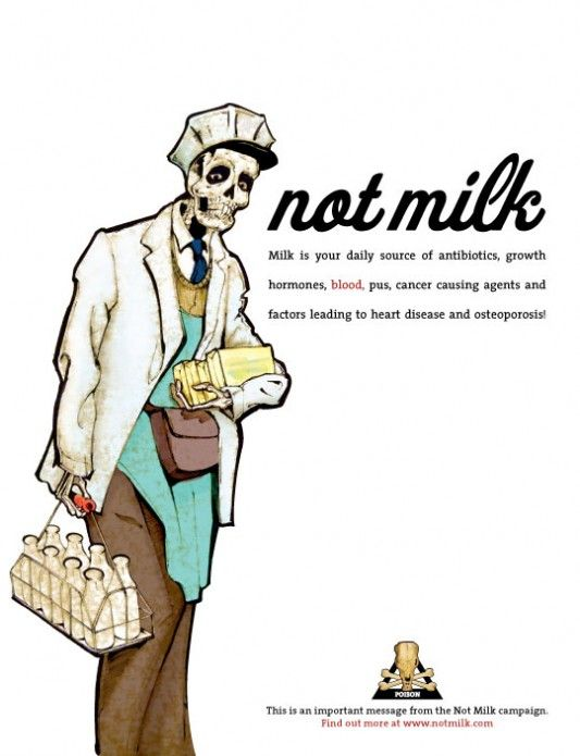 Harvard School of Public Health rejects the USDA's claims of dairy health.