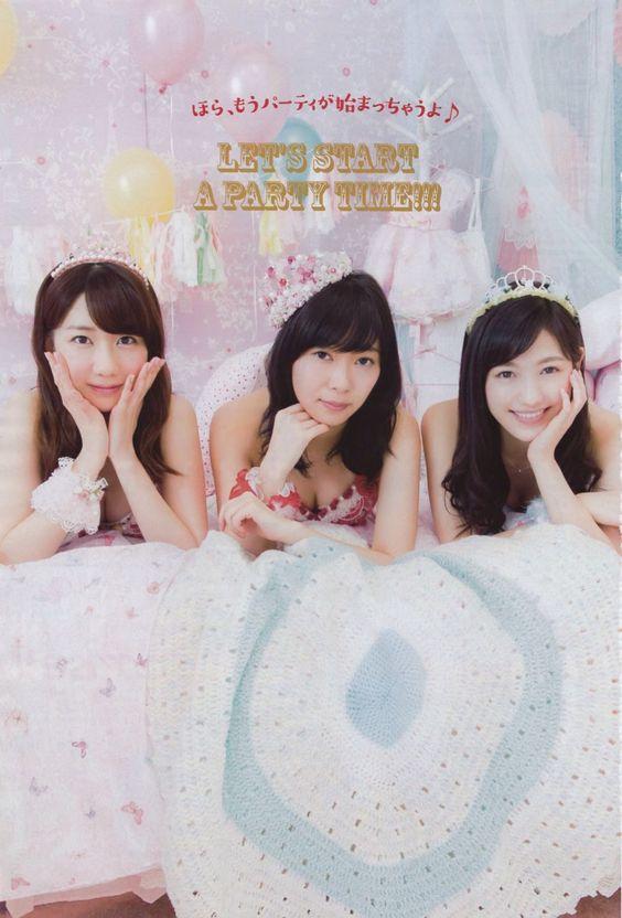 #AKB48 #senbatsu #bikini #idols #japan #jpop #Akihabara