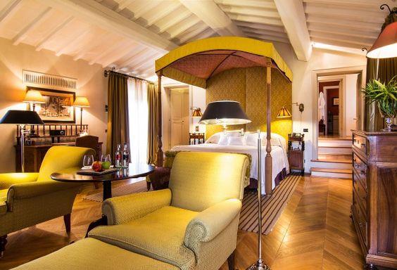Rosewood Castiglion del Bosco hotel - Tuscany, Italy - Smith Hotels