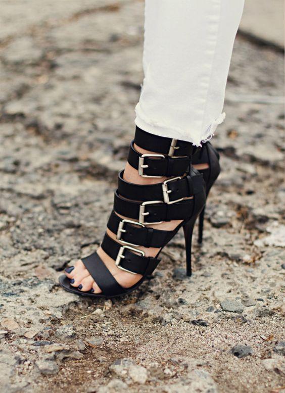 Giuseppe Zanotti shoes in www.karlascloset.com