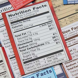 Reading food labels can help you make smart food choices. Learn how to read and understand the product date, ingredients list, and nutrition facts label.