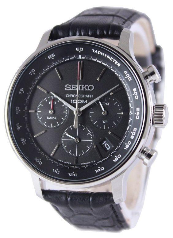 Amazon.co.jp: [セイコー]SEIKO 腕時計 クロノクォーツタキメーター SSB171P1 クオーツ メンズ [並行輸入品]: 腕時計通販