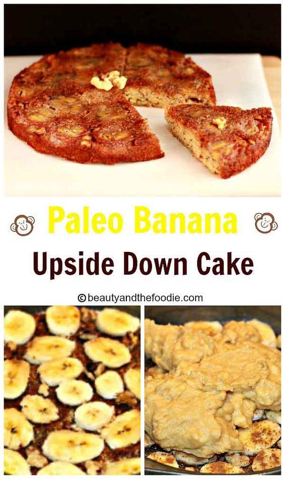 ... gluten free banana upside down cake upside down cakes prepare grain