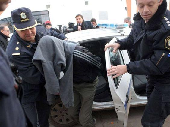 Se niega a declarar el último detenido por el doble crimen de Cañuelas