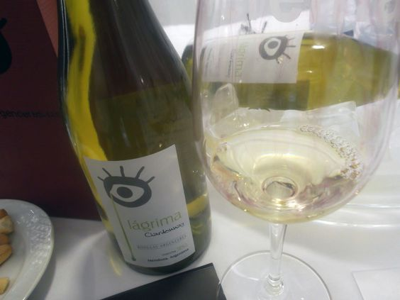 Lágrima Chardonnay de Bodegas Argenceres.