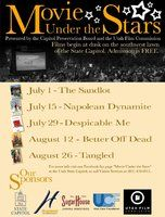 Movies Under the Stars @ the State Capitol