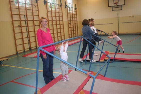 Ouder en kind gym sparta wilhelmina picasa webalbums for Gimnasio sparta