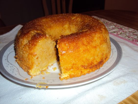 Bolo de Fubá e Coco Cremoso | Tortas e bolos > Bolo de Fubá Cremoso | Receitas Gshow