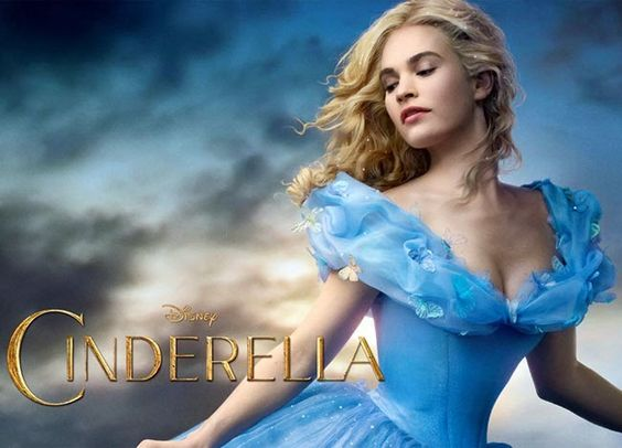Lily James as Cinderella (2015)