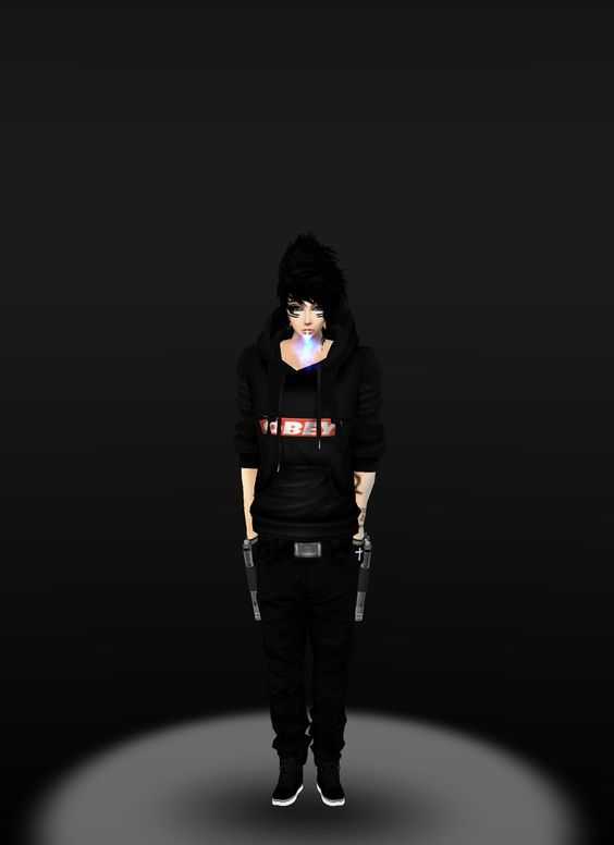 Captured Inside IMVU - Join the Fun!h