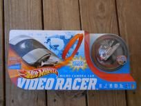 HOT WHEELS MICRO CAMERA CAR VIDEO RACER   >>> ACTION CAM<<< ATTACH & GO!!! USE ON YOUR HOT WHEELS TRACK OR  ATTACH IT TO YOUR SKATEBOARD YOUR HELMENT EVEN YOUR BIKE MAKE YOUR OWN VIDEO COMES WITH EVERTHING YOU NEED TO DOWNLOAD AND CREATE YOUR OWN MO...
