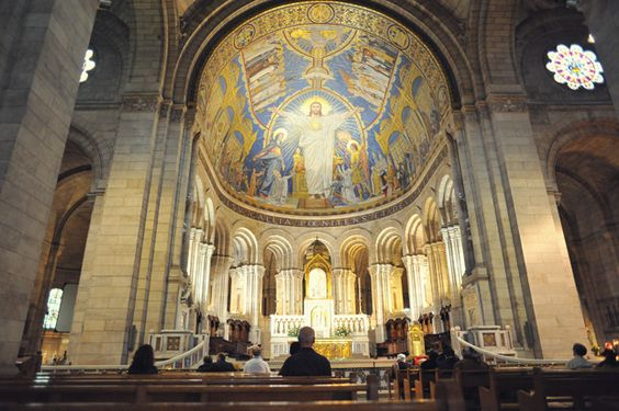 Sacre Coeur Basilicia