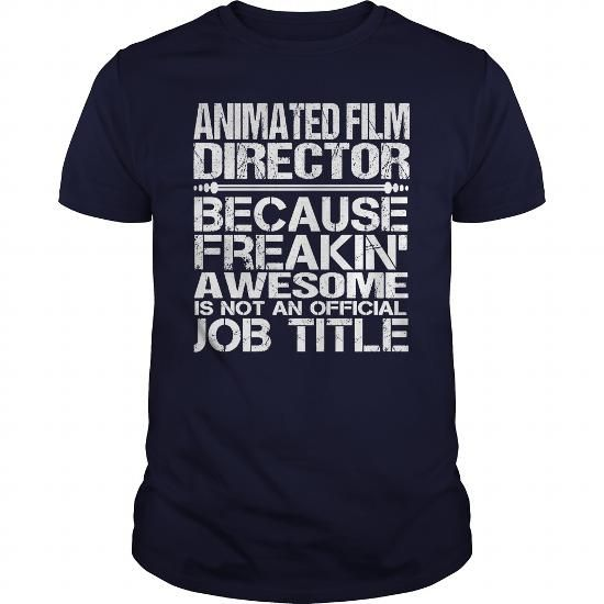 I Love Awesome Tee For Animated Film Director TShirts  Film T