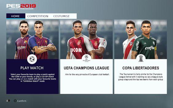 تحميل باتش نيكست سيزون للموسم الجديد 2018 2019 الإصدار السابع بأقوى المميزات واخر الإنتقالات للموسم الجديد 2 Uefa Champions League Champions League Competition
