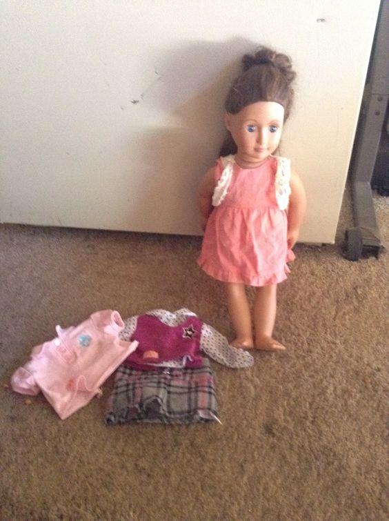 My new doll Kim