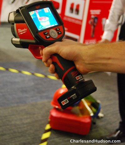 Thermal Imaging Camera Milwaukee And Cameras On Pinterest