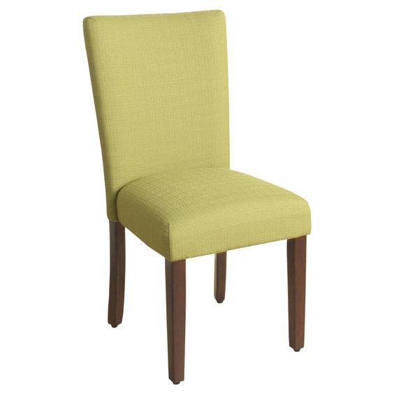 Green desk parsons chairs and lounges on pinterest for Dining chairs for less