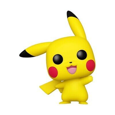 Pokemon Pikachu Pop Games Vinyl Figure Funkopop Funko Geekstuff