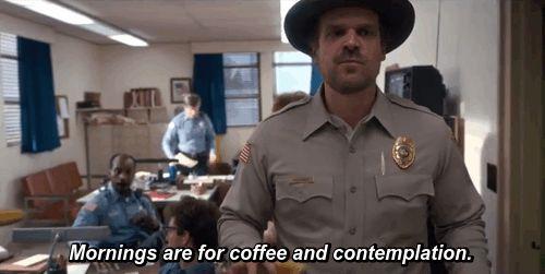 Chief Jim Hopper - Stranger Things
