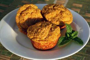 Organic Pumpkin Coconut Muffins...from Organic Soul: Pumpkin Recipes, Yummy Recipes, Coconut Pumpkin, Cocopumpkin Muffins, Pumpkin Coconut, Breakfast Recipes, Coconut Muffins, Muffins Yummy