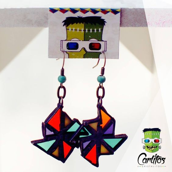 Diseño y elaboración  por la marca : Carlitos cristalitos