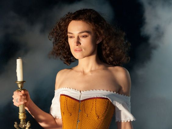 Keira Knightley from Anna Karenina