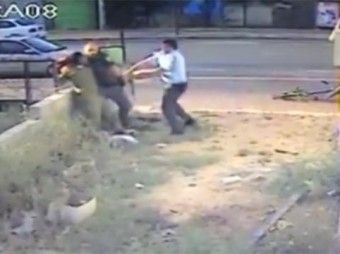 Israeli Cops Beat Ethiopian IDF Soldier In Racist Attack