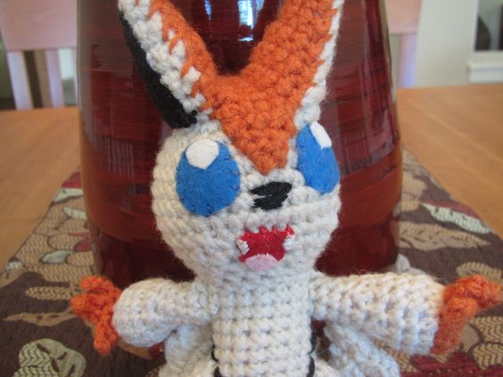 Crochet Patterns Pokemon Characters : ... Pattern Amigurumi Pinterest Amigurumi, Pokemon and Patterns