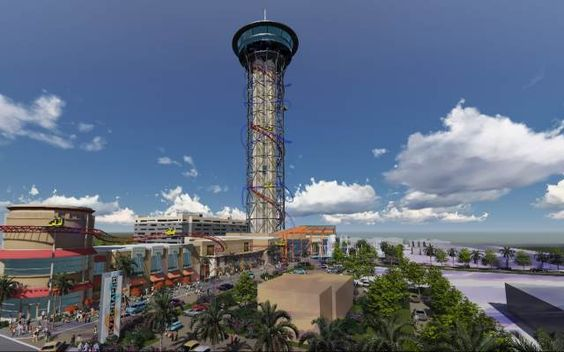 Orlando Florida isn't often associated with sheer terror, unless loafers scare you as much as they do me, but the Skyscraper Roller Coaster may just put it on the map of extreme fear rides. Expected to open in 2016 the builders of the Skyplex with it's 55 story tower and roller coaster are planning an …