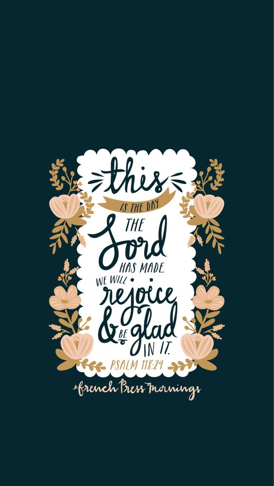 Psalm118:42 by French Press Mornings #bible #verse #typography