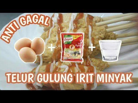 Telur Gulung Resep Telur Gulung Cara Membuat Telur Gulung