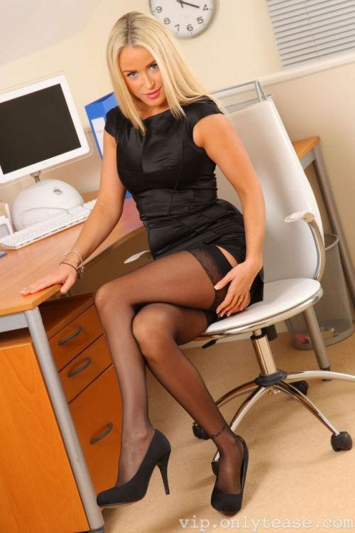 sexy office ladys high arches